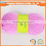 2016 China fancy yarn factory online shopping hot wholesale 100% acrylic yarn for yarn crochet