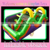 Inflatable obstacle course/inflatable interactive games