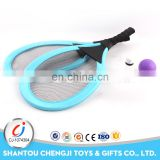 Hot sales sport toys funny custom tennis racket for kids