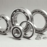 45mm*100mm*25mm 6303 2RS 6303RS 6303-RS Deep Groove Ball Bearing Chrome Steel GCR15