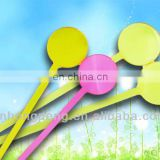Eco-friendly custom metal drinks stirrers