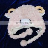 lovely sheep animal hat,hat,cap,headwear