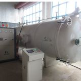 Kiln high frequency wood drying machine for wood production