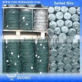 China supplier barbed wire, barbed wire brackets, plastic barbed wire