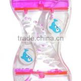 Water Timer Drops Liquid Motion Timer Desk Toy Liquid Sand Timer