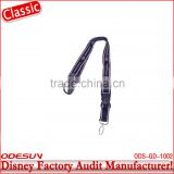 Disney factory audit manufacturer's custom lanyards no minimum order 142034