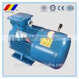 YEJ three phase ac magnetic brake motor