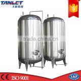 beverage, beer, chemical, medicine, juice sanitary class machine Vertical 304 316 Stainless Steel Storage Tank
