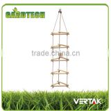 One-Stop Solution Service good quality rope climbing ladder