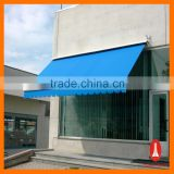 Curtain times outdoor waterproof canvas awning window shading