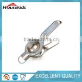 Stainless Steel Lemon Squeezer - Professional Manual Citrus Juicer