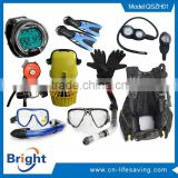 2015 new product wholesale dive equipment manufacture hot sale