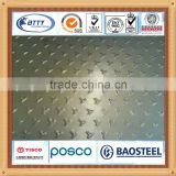 304 stainless steel checkered plate china famous supplier