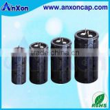 Aluminum electrolytic capacitor for Amplifier Audio Capacitor