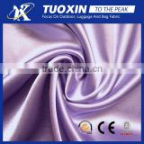 50D 75D satin material garment home textile fabric 100% polyester wedding dress fabrics