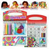 Creative spiral drawing set wholesale art minds crafts projects for kids