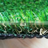 decorative artificial grass mat roll for roofing