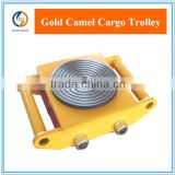 CR Series Cargo Roller Trolley Tool Set For Warehouse/Factory/Workshop/Airport/Seaport Goods Transport High Quality