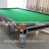 Factory price MDF billiard accessories manufacture snooker pool table for adults
