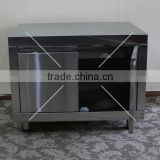 Luxury BBQ Island! ! 304 stainless steel kitchen cabinet/Stainless Steel Barbecue Cabinet
