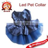 Trade Assurance Puppy Pet Dog Dress Lace Skirt Cat Princess Dress Small Dog Clothes Clothing