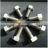 Price for Titanium Bolts and Nuts Gr1 Gr2