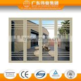Interior aluminum alloy glass folding door                                                                                                         Supplier's Choice