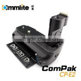 Commlite ComPak 2N Battery Grip/ Vertical grip/ Battery pack for Canon EOS 20D/ 30D/ 40D/ 50D