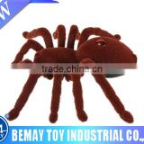 Hallowmas realistic remote control animal rc spider toy