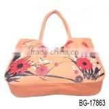 hot sale large capacity raffia beach bag