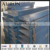 AURON 300*150mm Outdoor Cable Tray/Cable Tray And /Fiber Optic Cable Tray made in china electric cable bridge