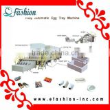 E-Fashion Recycled Waste Paper Egg Tray Making Machine