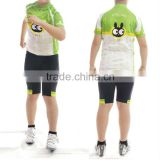 2014 young boys bicycle clothing with customize UV protection technology Anti-uv