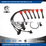 Spark plug wire 90919-21538 for TOYOTA High voltage silicone Ignition wire set ignition cable kit