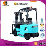 China Best Choice Mini Powered Small 1.8T Electric Forklift Truck Made By Goodsense Famous Brand in China