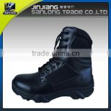 leather army cheap military boot men