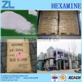 Hexamine can be used in fuel solid
