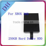 For xbox games wholesale game hdd 2.5 for xbox 360, 250gb for xbox games, for xbox 360 slim hard drive