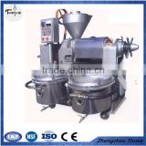 Factory price on fully automatic screw camellia seed oil refinery machine /new design camellia seed machine