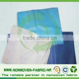 SMS nonwoven fabric for medical sugical cover, face mask and curtain use 100% PP raw material
