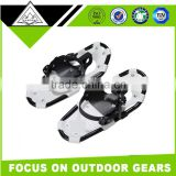 Light Weight Snowshoes for Kids, Retractable Anti Shock snowshoes pole