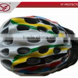 mountain bike helmet with removable sun visor and attractive design with CE approved