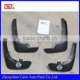 PVC extrusion high quality mud flaps plastic mudguard material for Nissans Tidda 2011                                                                                                         Supplier's Choice
