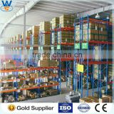 Alibaba hot sell!Heavy duty warehouse storage rack/pallet rack from Nanjing,China for Industrial Warehouse Storage Solutions!
