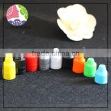 white color pe 30ml unicorn pencil shape dropper bottles with child and tamper proof cap