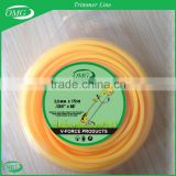 Garden Tool Parts Type Cutting Grass String Nylon Trimmer Line with Blister Donut