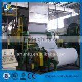 Alibaba machinery manufacturer toilet tissue paper manufacturing machine with whole production line
