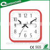 High quality simple crystal wall clock