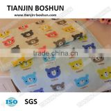 manufacturer wholesale good quality reactive dye printed little bear 100% cotton towel