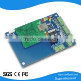 High Quality TCP IP WEB Based Single Door Access Controller Board for 1 door and 2 readers